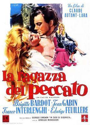 El Amor es mi oficio - Poster Espagne