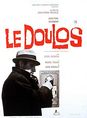 Le Doulos - Poster France