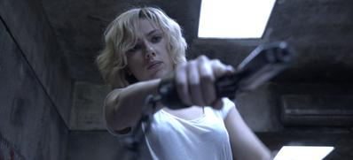 Scarlett Johansson - © Jessical Forde, EutopaCorp, Tf1 Production, Grive Productions