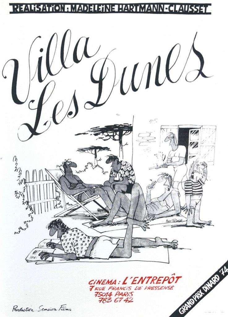 Villa les Dunes ou Le Hard et le Soft