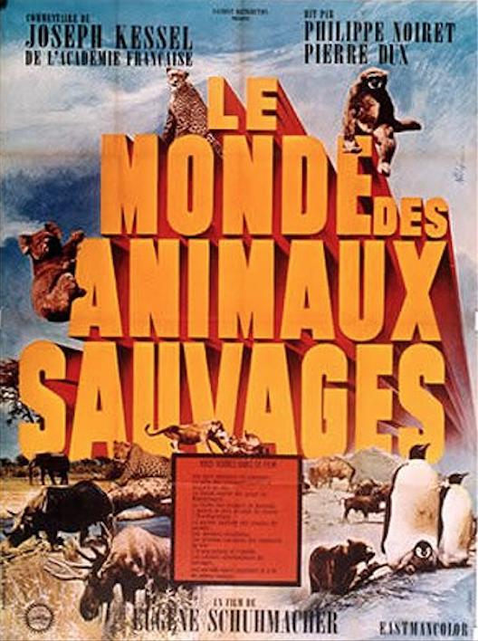 Le Monde des animaux sauvages