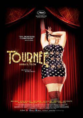 Tournée / さすらいの女神(ディーバ)たち - Poster - Mexico