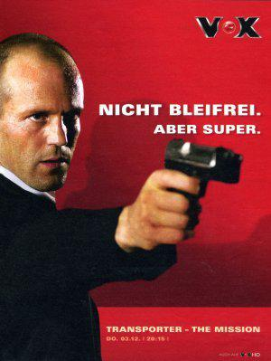 The Transporter 2 - Poster Allemagne