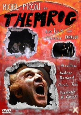Themroc - Jaquette DVD Allemagne