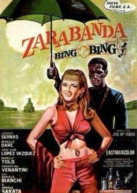 Zarabanda Bing Bing - Spain