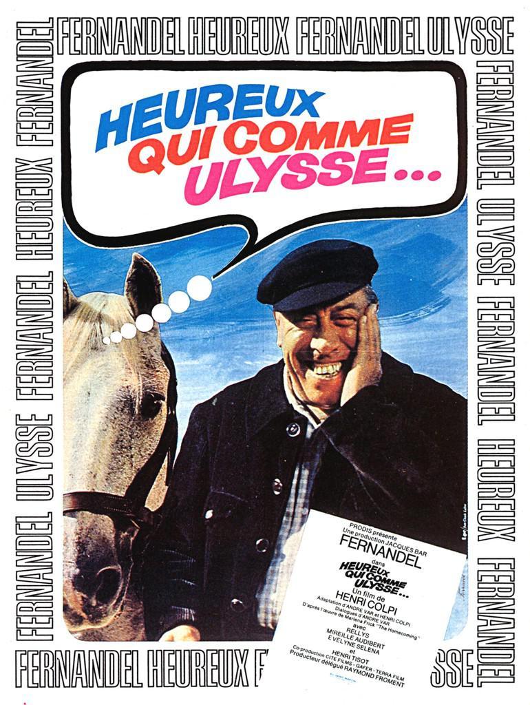Happy He, Who Like Ulysses