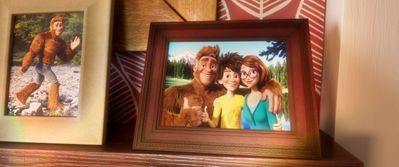La familia Pie Grande - © nWave Pictures
