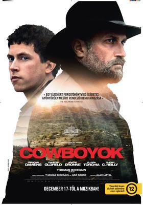 Les Cowboys - Poster - Hungary