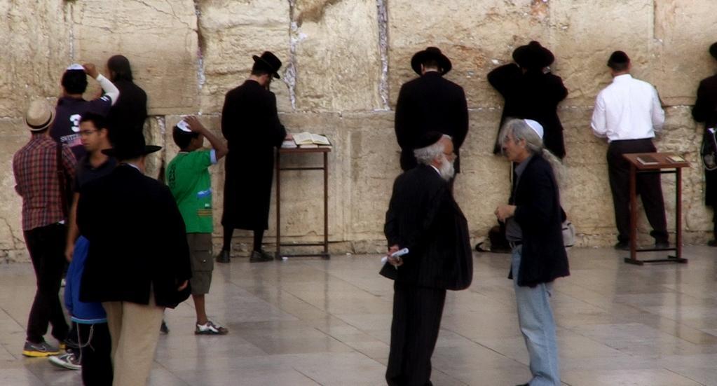 Israël, le voyage interdit - Partie 1 - KIPPOUR - © Nour Films