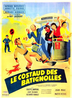 Le Costaud des Batignolles