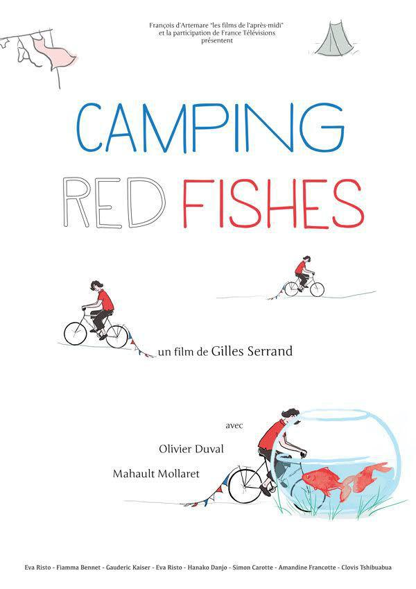 Camping Red Fishes