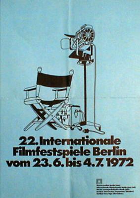 Festival Internacional de Cine de Berlín - 1972
