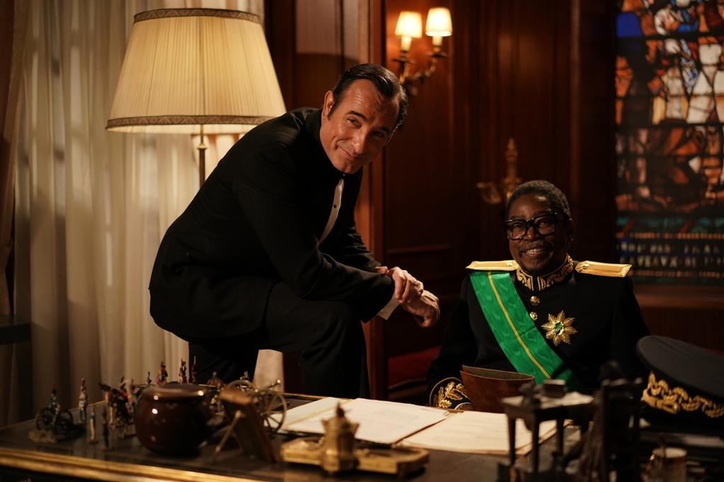 Fatou N'Diaye - © Christophe Brachet - MANDARIN PRODUCTION – GAUMONT – M6 FILMS – SCOPE PICTURES