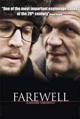 Farewell/フェアウェル さらば、哀しみのスパイ - Poster - Intl. Export.