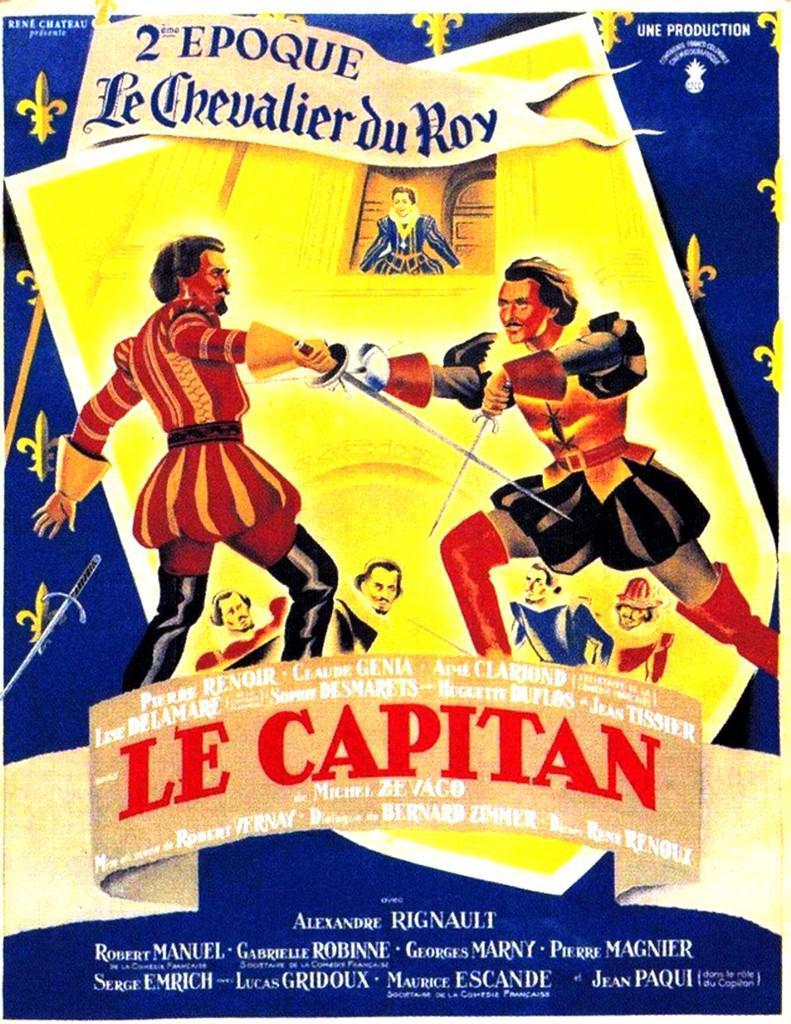 Le Capitan 2eme époque : Le Chevalier du roi