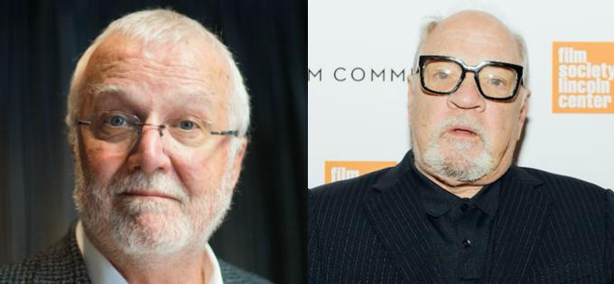 Russell Banks and Paul Schrader at the Rendez-Vous with French Cinema in New York