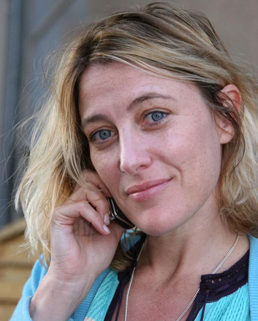Valeria Bruni Tedeschi...