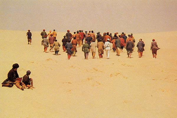 Los balizadores del desierto