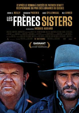 Les Frères Sisters - Poster - Quebec