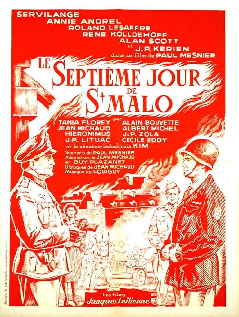 Le 7e Jour de Saint-Malo
