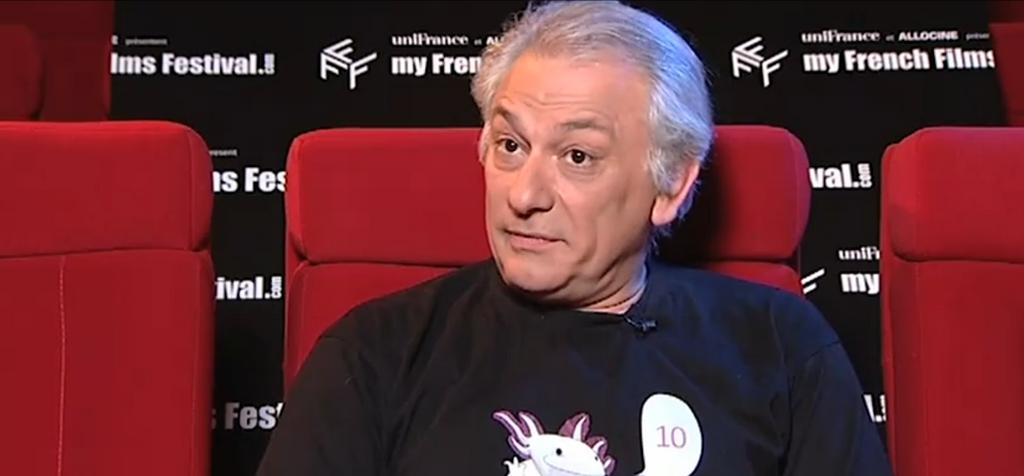 Interview Serge Avédikian
