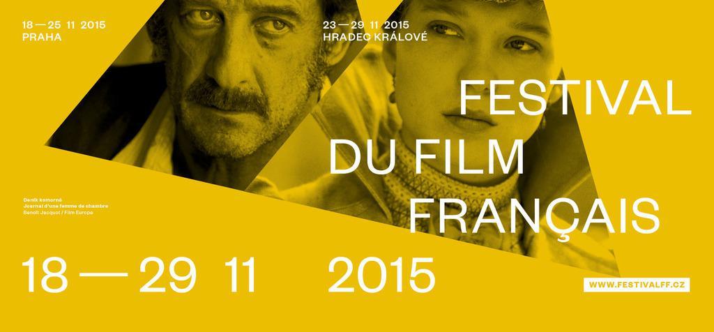 18 edición del Festival de Cine Francés en República Checa