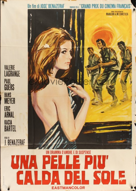 Stany Cordier - Poster Italie