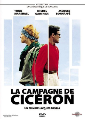 La Campagne de Cicéron - Jaquette DVD France