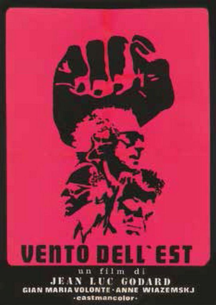 Glauber Rocha - Poster Italie