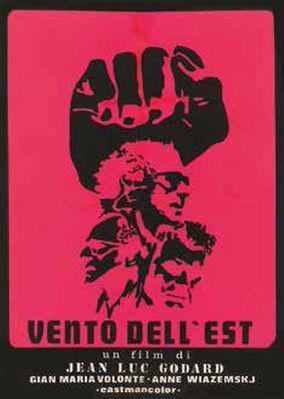 Le Vent d'est - Poster Italie