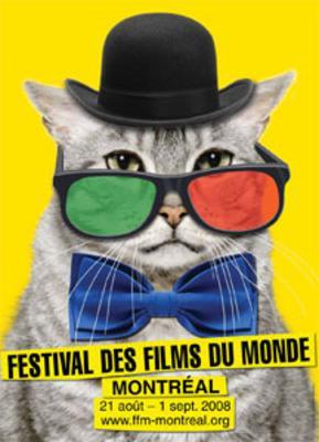 Festival des films du monde de Montréal - 2008