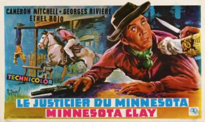L'Homme du Minnesota (Le Justicier du Minnesota)