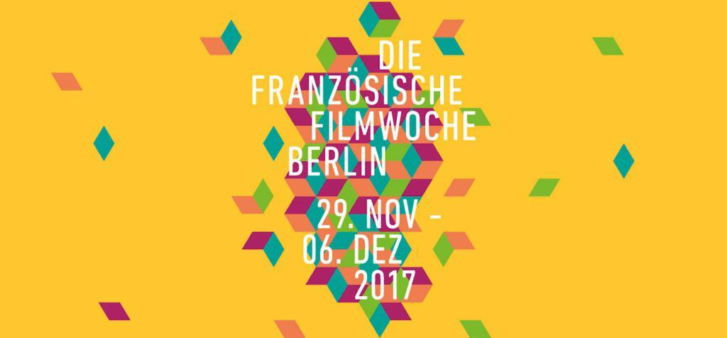 17.ª Semana del Cine Francés en Berlín