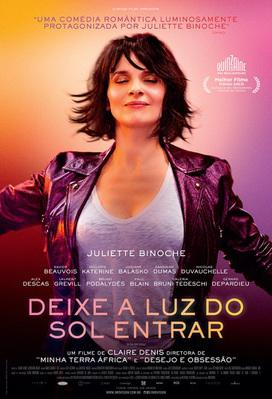 Let The Sunshine In - Poster - Brazil