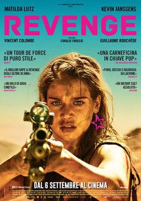 Revenge - Poster - Italy