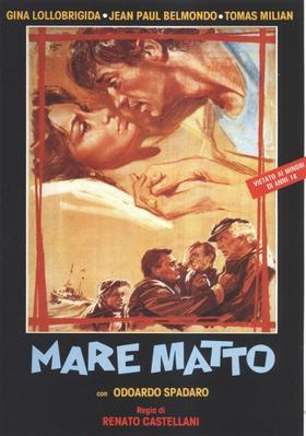 Mad Sea - Poster - Italy