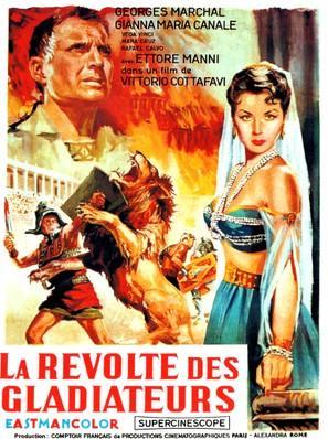 La Rebelión de los gladiadores