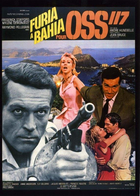 OSS 117: Mission for a Killer