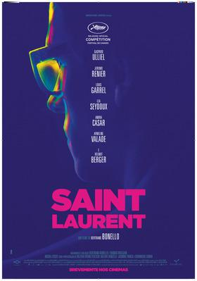 Saint Laurent - Poster - Portugal
