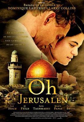 O Jérusalem - Affiche-Espagne