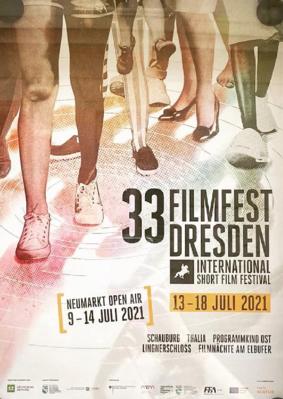 Festival Internacional de Cortometrajes de Dresden - 2021
