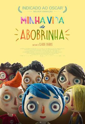 Mi vida de Calabacín - Poster - Brazil