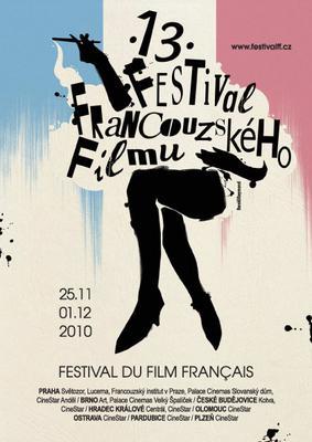 La 13 edición del Festival de Cine Francés de Praga