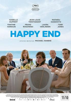 Happy End - Poster - Belgium