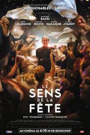 Le Sens de la fête - Poster - Belgium