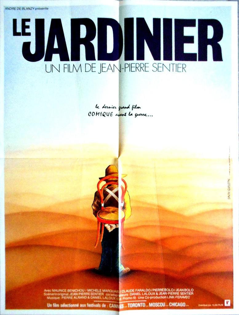 Le jardinier 1981 unifrance films for Le jardinier