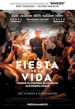 Le Sens de la fête - Poster - Colombia