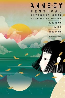 Festival Internacional de cine de animación de Annecy - 2019