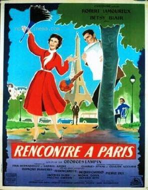Rencontre à Paris