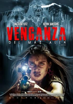 Revenge - Poster - Mexico